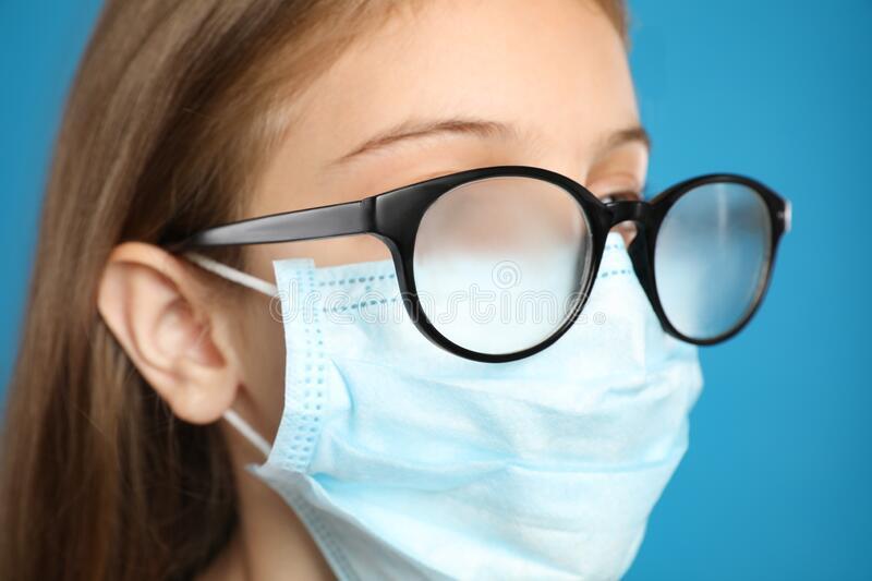 Antivaho para gafas